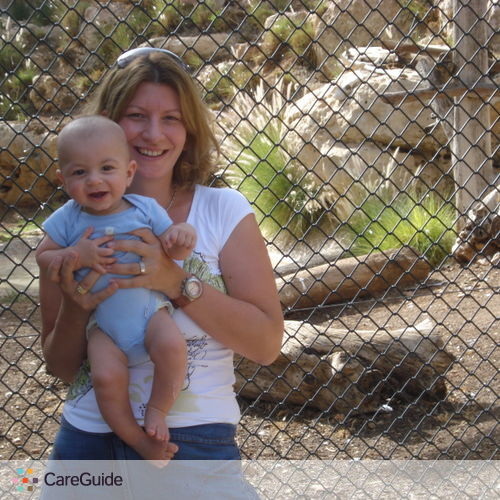 Child Care Provider Daphne Bar-Lev's Profile Picture