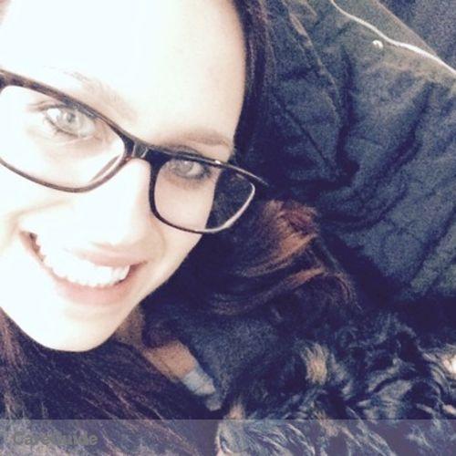 Canadian Nanny Provider Veronica W's Profile Picture