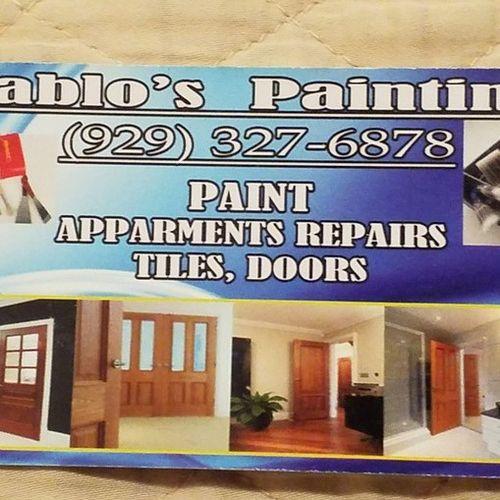 Pablo H – painter