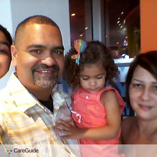 Child Care Job Peter Santiago's Profile Picture