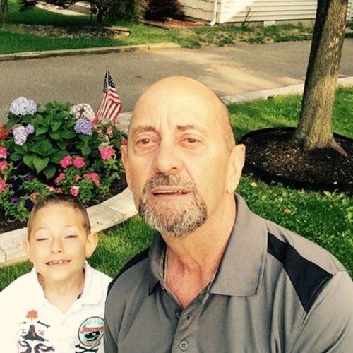 Pet Care Provider Theodore G's Profile Picture