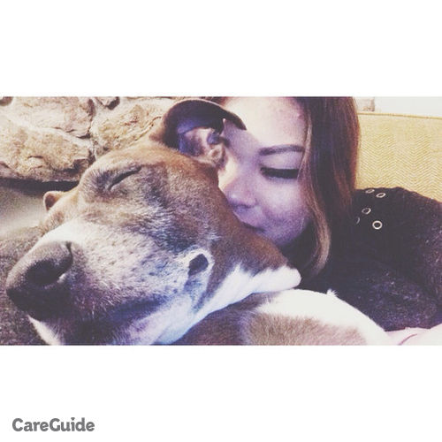 Pet Care Provider Samantha Tinoco's Profile Picture