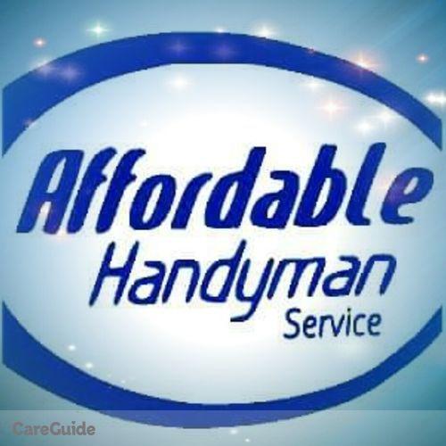 Handyman Provider Affordable Handyman Service O's Profile Picture