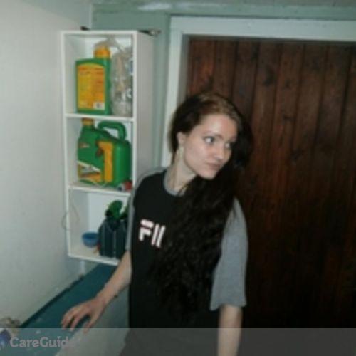 Canadian Nanny Provider Alexandra Schelin's Profile Picture