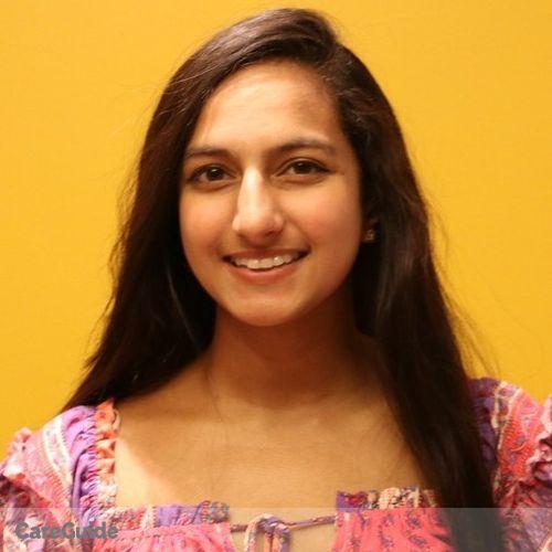 Canadian Nanny Provider Ragini Singh's Profile Picture
