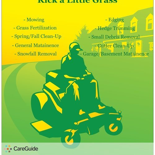 Drakes Lawn Care Spring Lawn Maintenance Garage Clean
