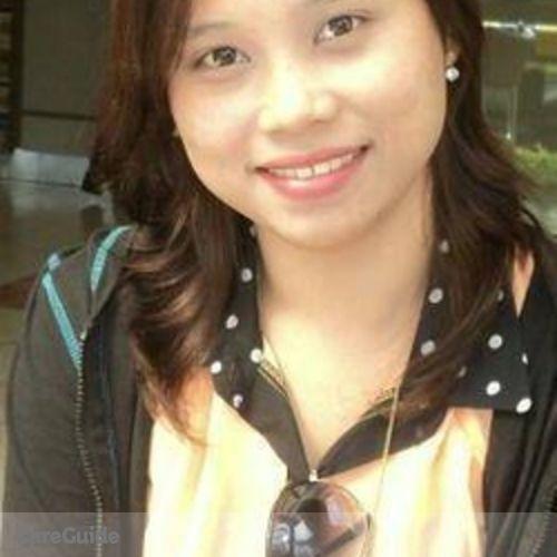 Canadian Nanny Provider Kristine Biscocho's Profile Picture