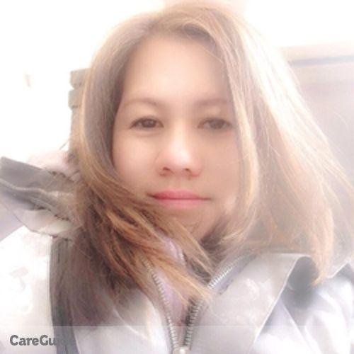 Canadian Nanny Provider Irene Christine A's Profile Picture