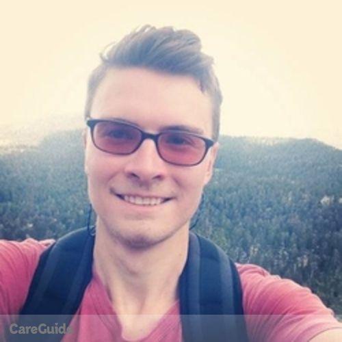 Canadian Nanny Provider Jon H's Profile Picture