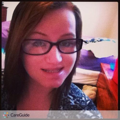 Child Care Provider Alyssa Stirn's Profile Picture
