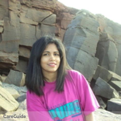 Canadian Nanny Provider Shyama P's Profile Picture