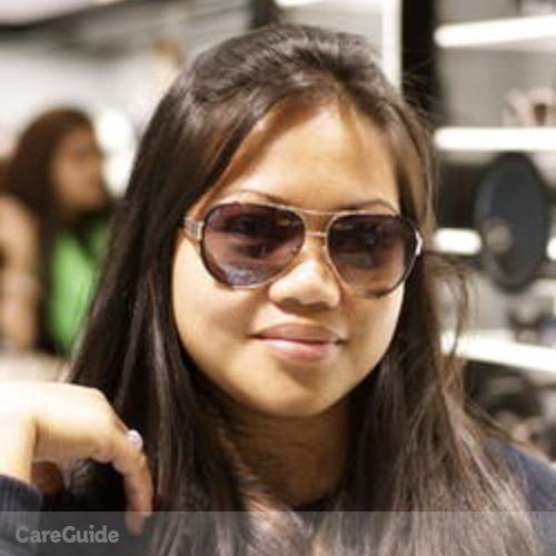 Canadian Nanny Provider Virgenia A's Profile Picture