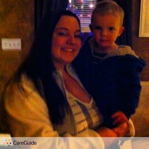 Child Care Provider Ashley Norton's Profile Picture