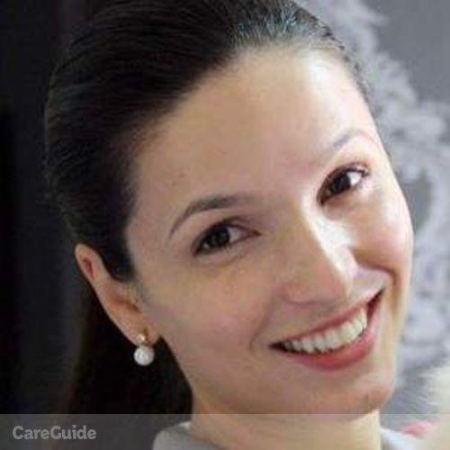 Canadian Nanny Provider Renata C's Profile Picture