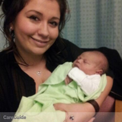 Canadian Nanny Provider Jennifer Buccella's Profile Picture