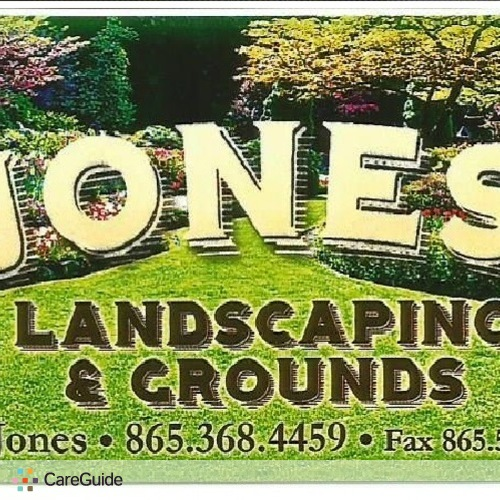 Landscaper Provider Ben Jones's Profile Picture