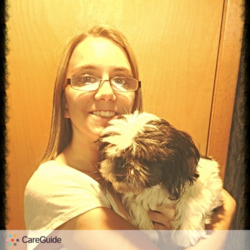 Pet Care Provider Heather Tyler's Profile Picture