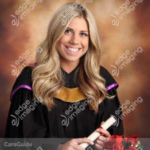 Canadian Nanny Provider Lindsay Gordon's Profile Picture