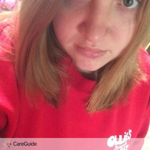Child Care Provider Taylor J's Profile Picture