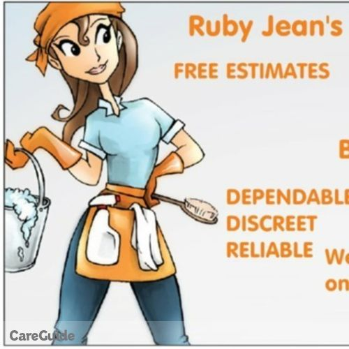 Housekeeper Provider Ruby S's Profile Picture