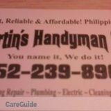 Martin's Handyman Service U Name It We Do It....