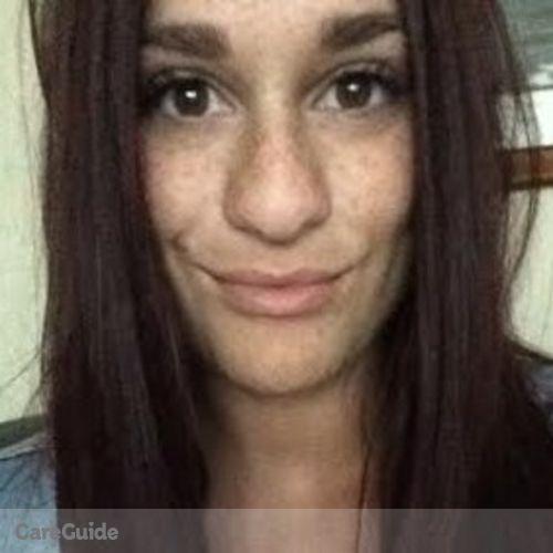 Canadian Nanny Provider Danielle G's Profile Picture