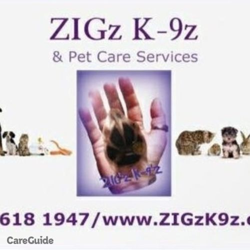 Pet Care Provider Ziggy Biron's Profile Picture