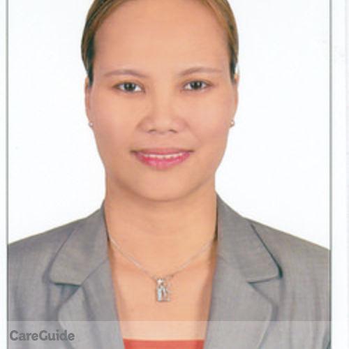 Canadian Nanny Provider Liza Andrada's Profile Picture