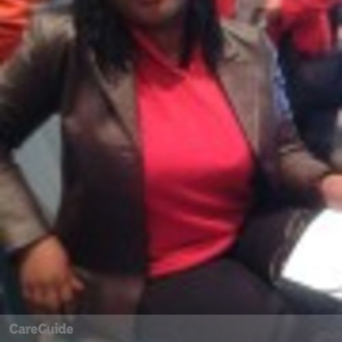 Canadian Nanny Provider Sharon E's Profile Picture