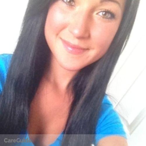 Canadian Nanny Provider Kayla 's Profile Picture