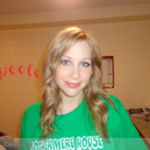 Canadian Nanny Provider Nicole H's Profile Picture