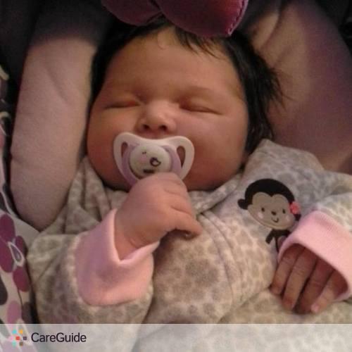 Child Care Provider Siera Gracey's Profile Picture