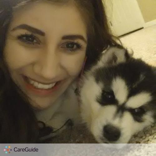 Pet Care Job Vanessa L's Profile Picture
