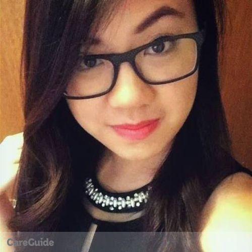 Canadian Nanny Provider Iris Phung's Profile Picture