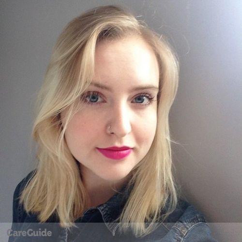 Canadian Nanny Provider Julia Getchell's Profile Picture