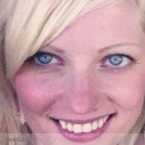 Canadian Nanny Provider Thea M's Profile Picture