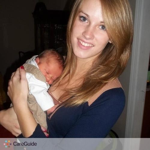 Child Care Provider Danielle Guy's Profile Picture