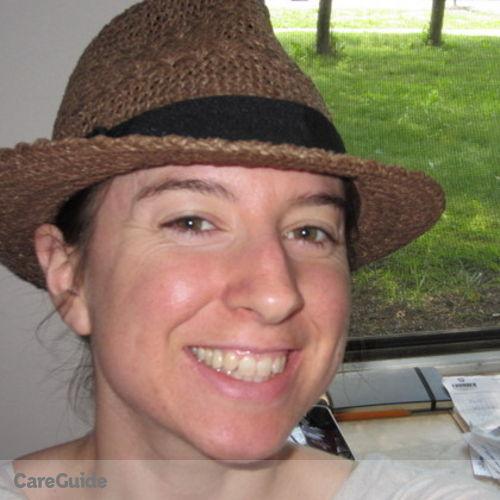 Canadian Nanny Provider Margaret McCallum's Profile Picture