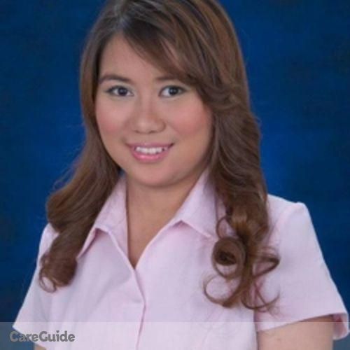 Canadian Nanny Provider Jhoana Mendoza's Profile Picture