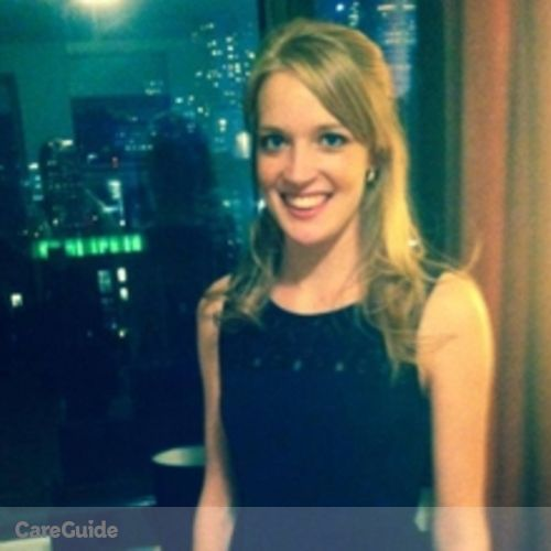 Canadian Nanny Provider Nicole Devries's Profile Picture