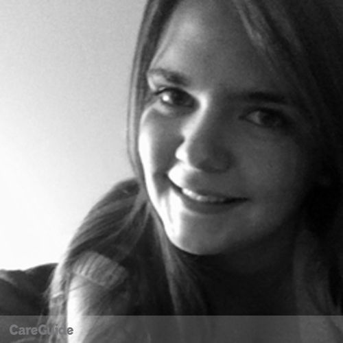 Canadian Nanny Provider Jennifer H's Profile Picture