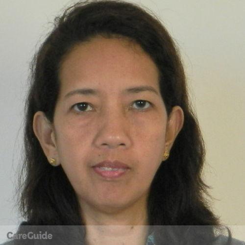 Canadian Nanny Provider Charito E's Profile Picture