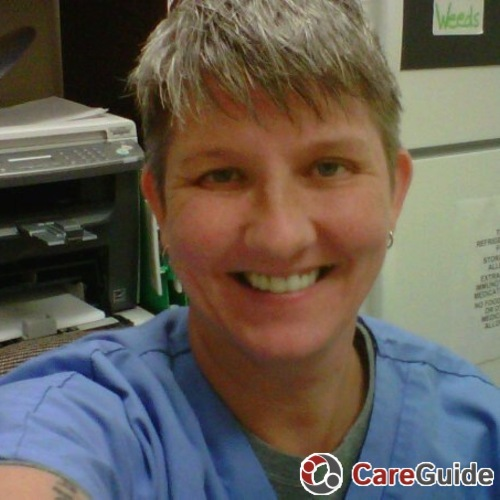 Elder Care Provider Kimberly Moore's Profile Picture