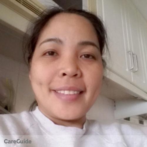 Canadian Nanny Provider Jingle Fernandez's Profile Picture