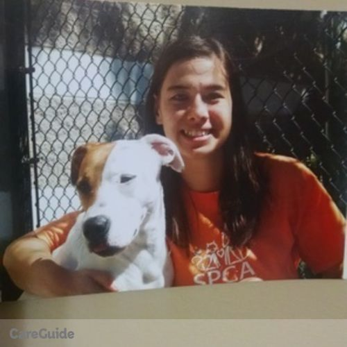 Pet Care Provider Jessica M's Profile Picture