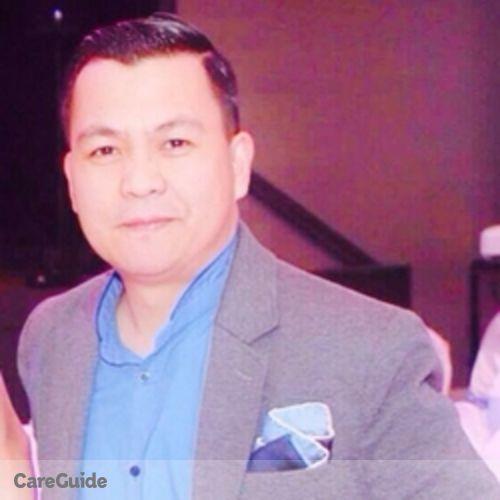 Canadian Nanny Provider Joseph Siador's Profile Picture