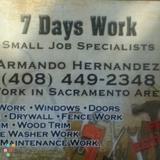 Expert stucco repair work, windows, doors, pressure washing, painting, drywall, fence building & repair,wood trim, foam trim