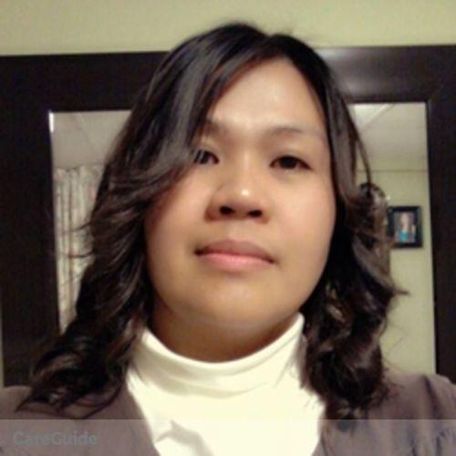 Canadian Nanny Provider Vivian Dela Cruz's Profile Picture
