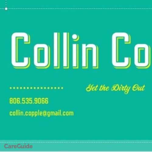 Housekeeper Provider Collin Copple's Profile Picture