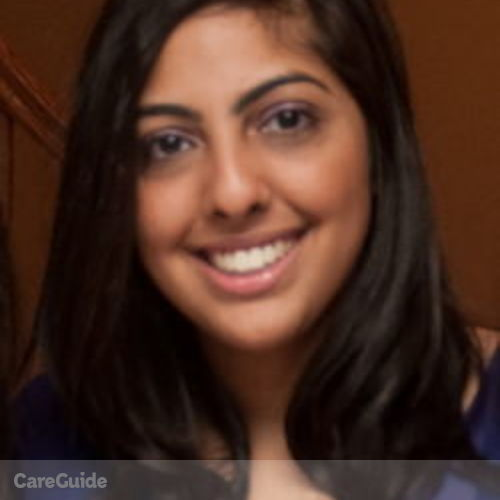 Canadian Nanny Provider Jenna's Profile Picture
